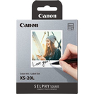 Canon XS-20L COLOUR INK/LABEL SET