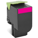 802HM Magenta High Yield Return Program Toner Cartridge - 3 000 stran